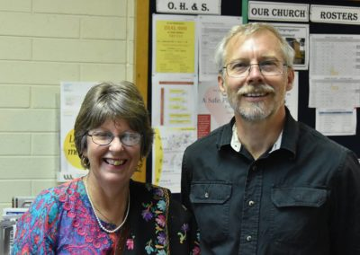 Drs Rosanne Hawke & Mark Worthing